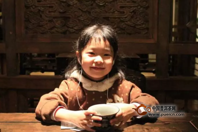 儿童可以喝普洱茶吗?
