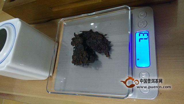 2012年德昂老树熟茶--德凤品牌熟茶初试