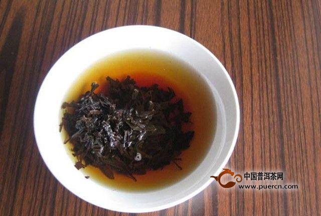 四川边茶品质特点