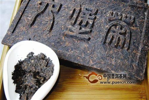 六堡茶与普洱熟茶有哪些区别?