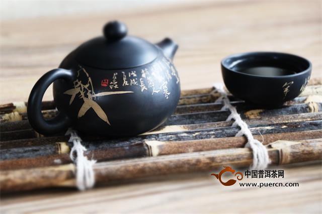 紫陶与普洱,云南特有的器道与茶道
