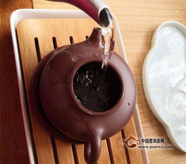六堡茶要怎么泡