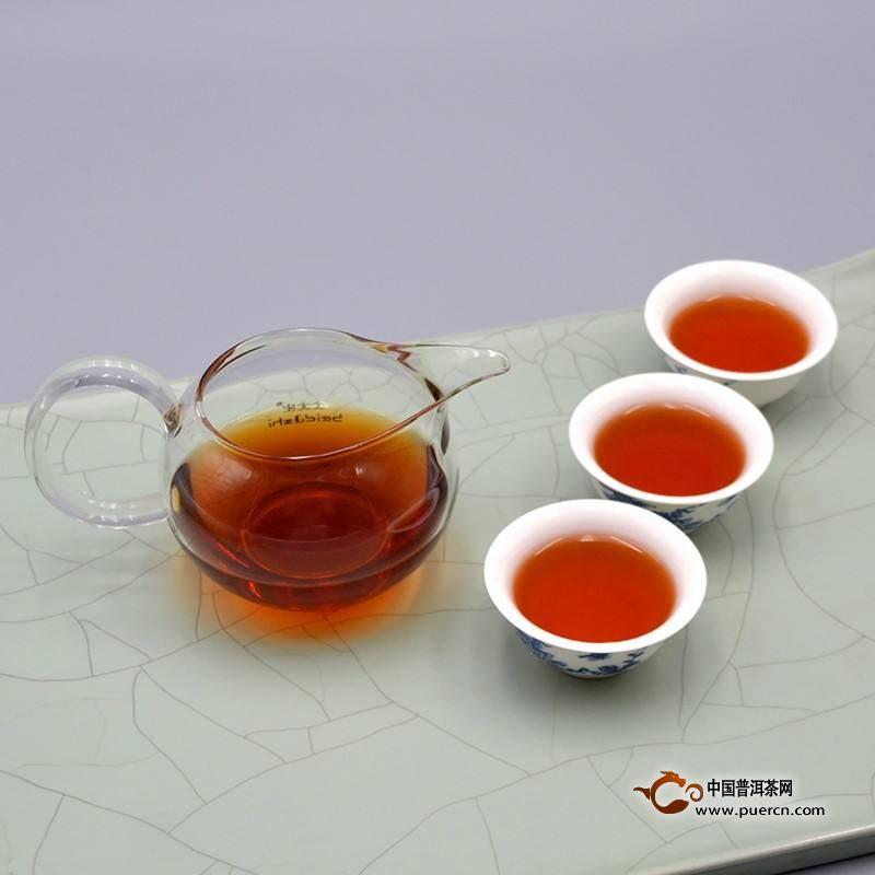 黑砖茶的功效与禁忌