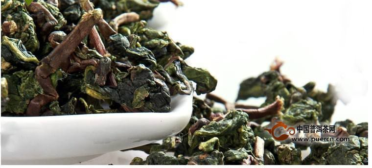 武夷岩为什么会有茶梗?