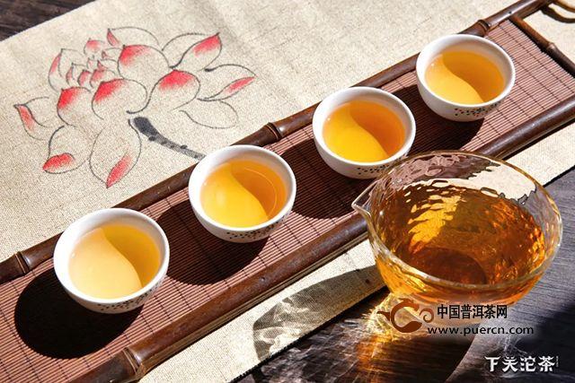 下关沱茶:【壹沱】水分活度与茶叶品质的关系