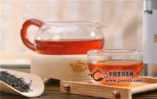 正确冲泡红茶营养价值更高