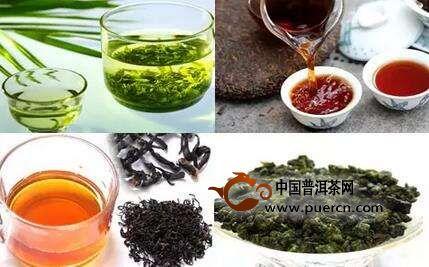 普洱茶和红茶的区别