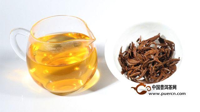 凤庆古树红茶口感