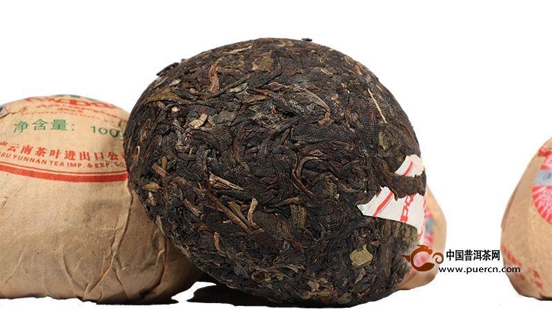 普洱沱茶的历史