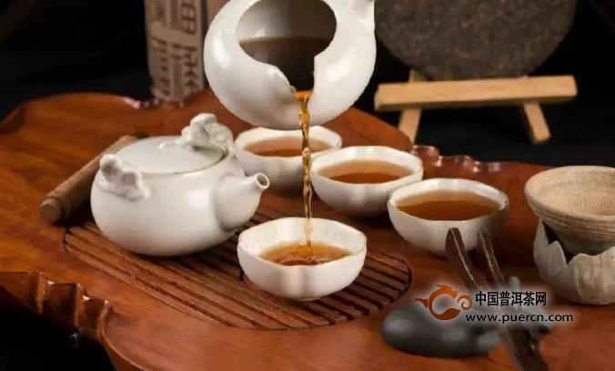 不同类别的安化黑茶有什么差异?