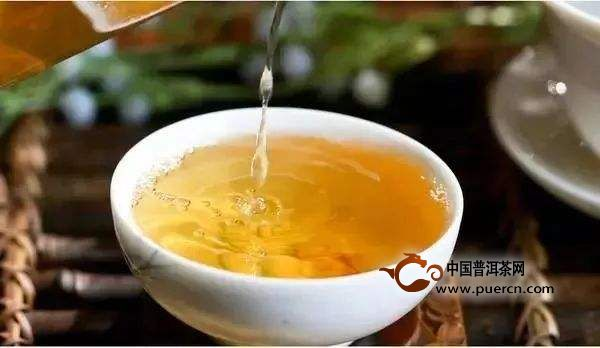饭后喝普洱茶更有利减肥吗