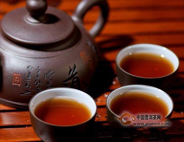 普洱茶的功效与喝法