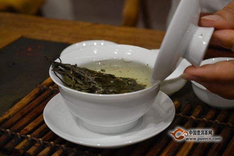 喝普洱茶的利益及细致事变