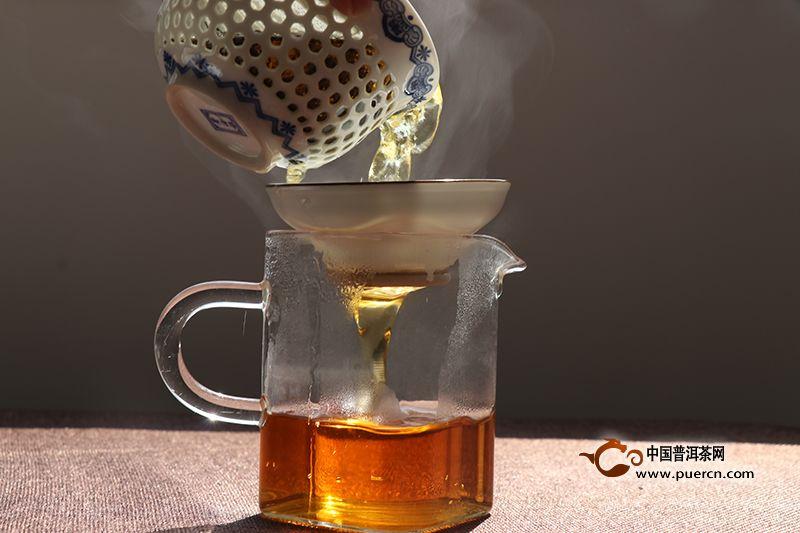 滇红工夫红茶冲泡方法