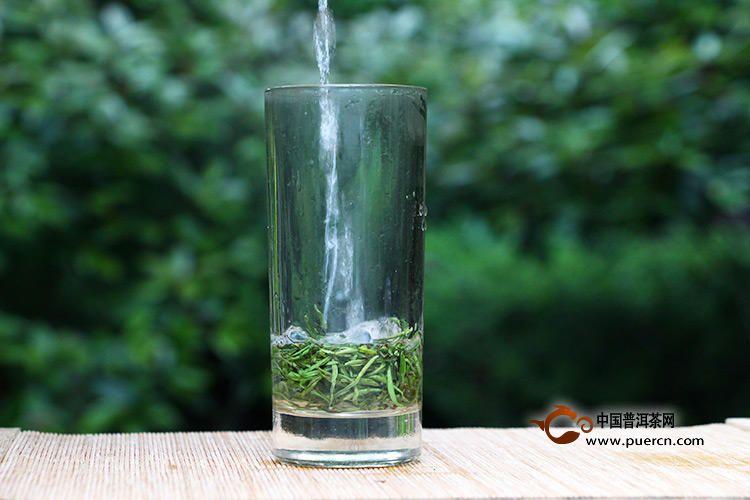 绿茶冲泡方法和注意事项,五个步骤轻松搞定