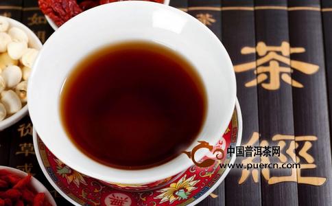 黑茶的营养价值和好处