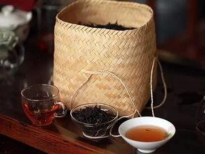 黑茶的功效和饮用方式