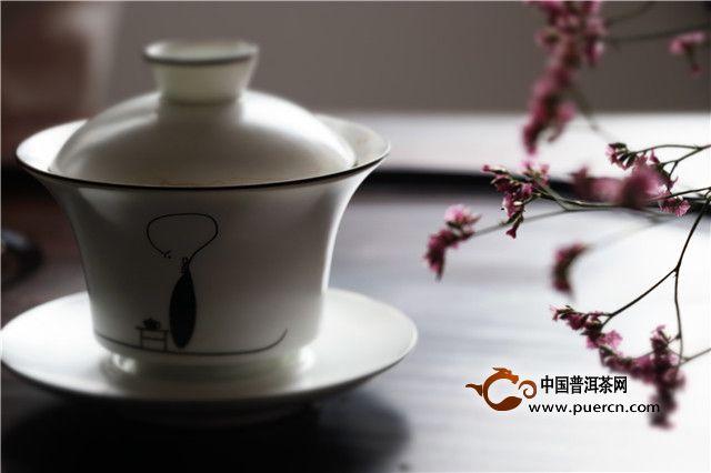 喝茶,为什么需三口?
