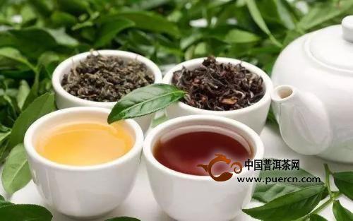 黑茶和红茶的区别,喝茶的朋友不要在认错了