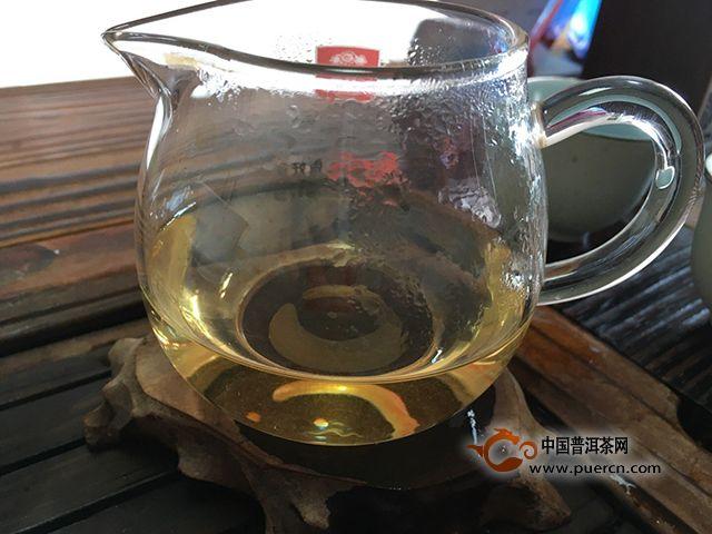 2018年老同志【懂过 】名山茶开汤