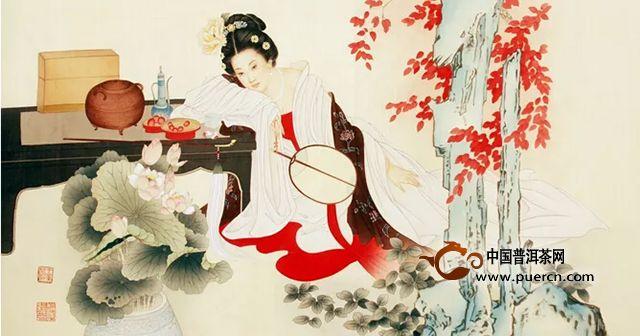 张爱玲的下午茶,林徽因的四月天
