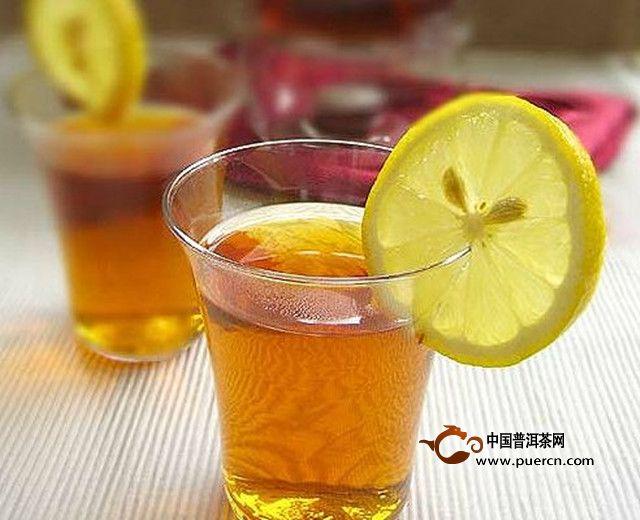 如何冲泡柠檬红茶?喝柠檬红茶的好处是什么