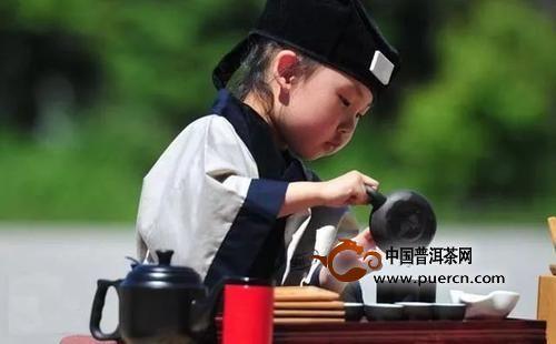 小孩能喝茶吗?小孩喝茶的好处和坏处
