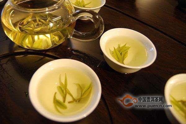 黄茶有些什么特点?