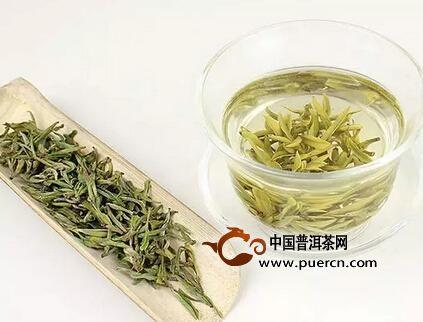 黄茶与绿茶的五大区别你知道吗