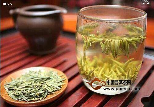 黄茶的冲泡方法