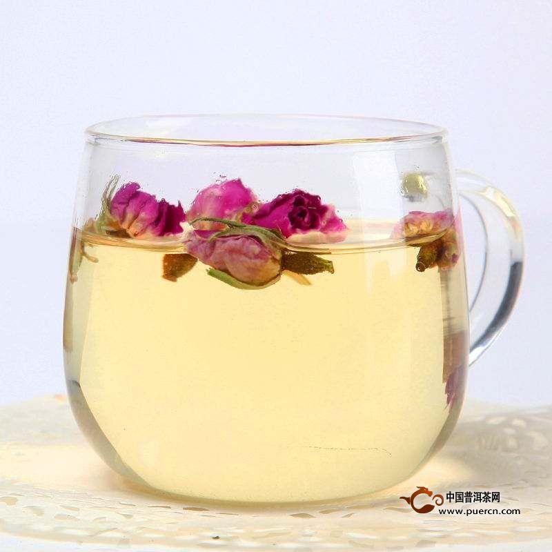 玫瑰花茶的好处,哪些人适合喝玫瑰花茶
