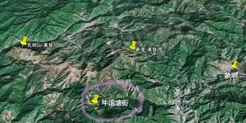 历史上莽枝牛滚塘事件对江内六大茶山的影响