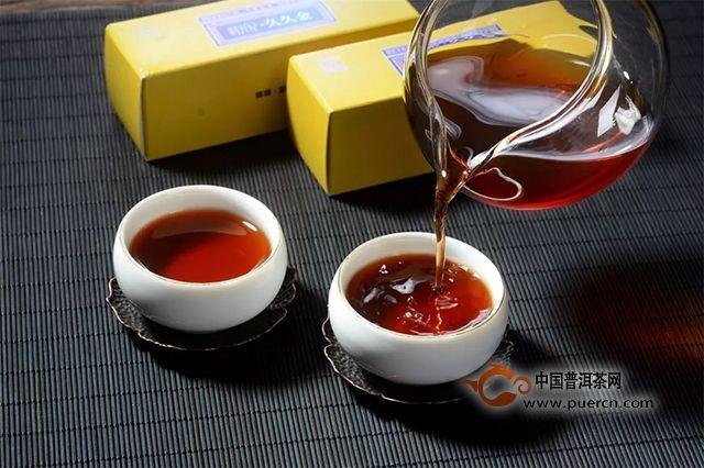 巅茶茶业:【品鉴·久久金】——双重光阴的真理
