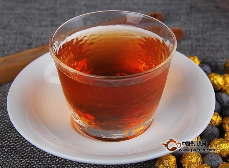 普洱茶膏的泡法