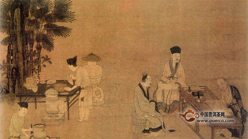 中国茶叶的历史
