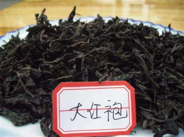 大红袍怎么辨别茶叶的好坏