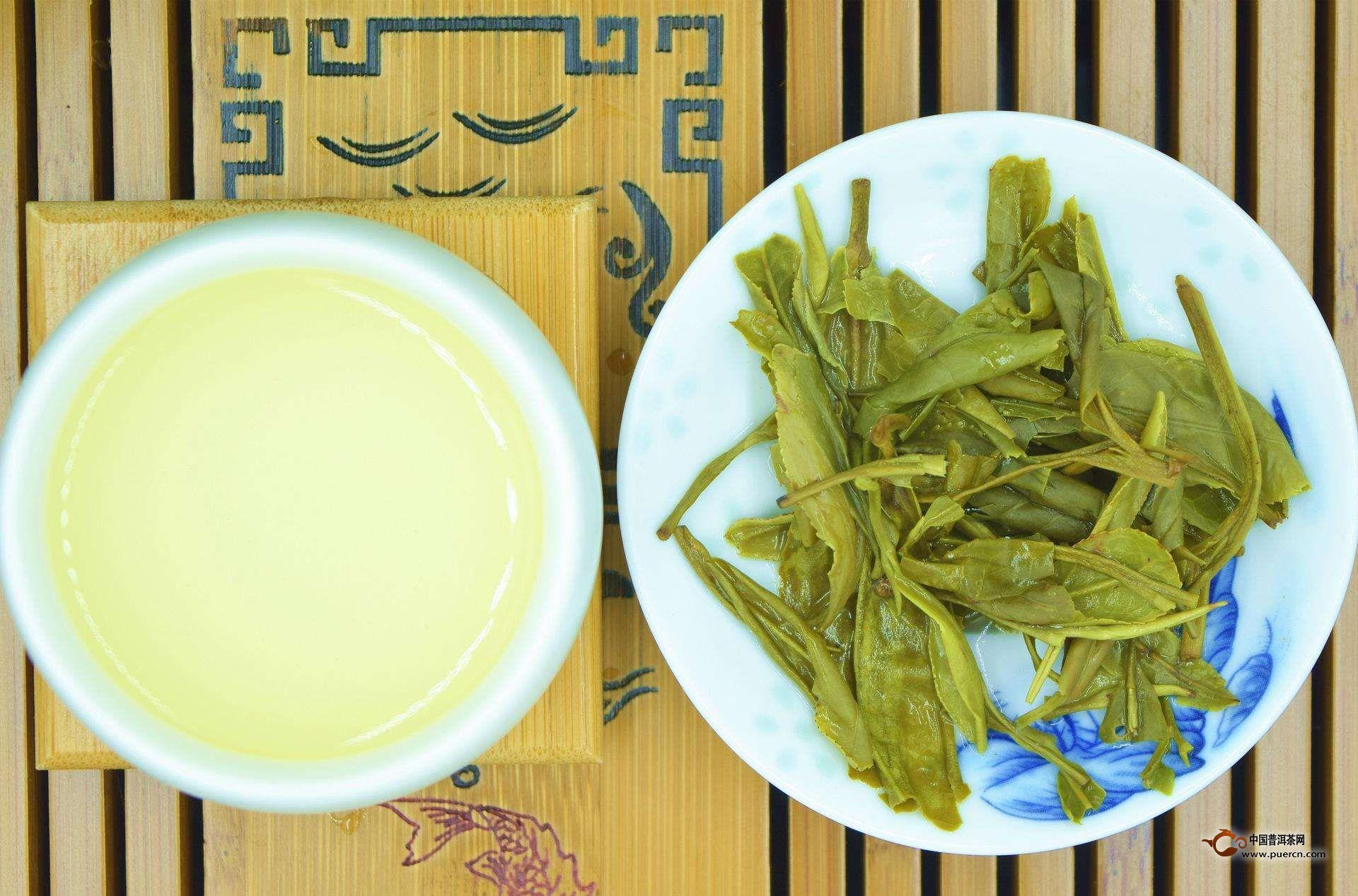 如何分辨龙井茶的品质好坏