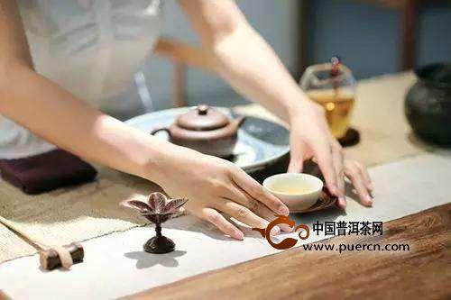 商务茶道之商务喝茶的礼仪