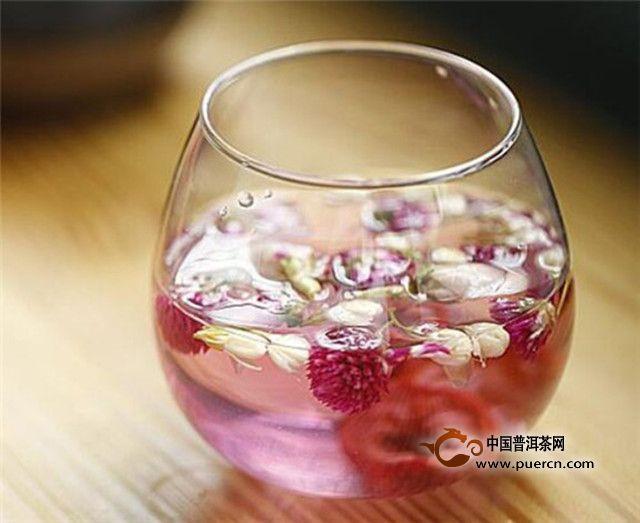 千日红泡水图片