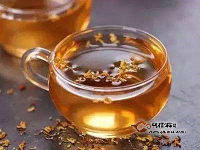 桂花红茶怎么泡?桂花红茶的泡法步骤