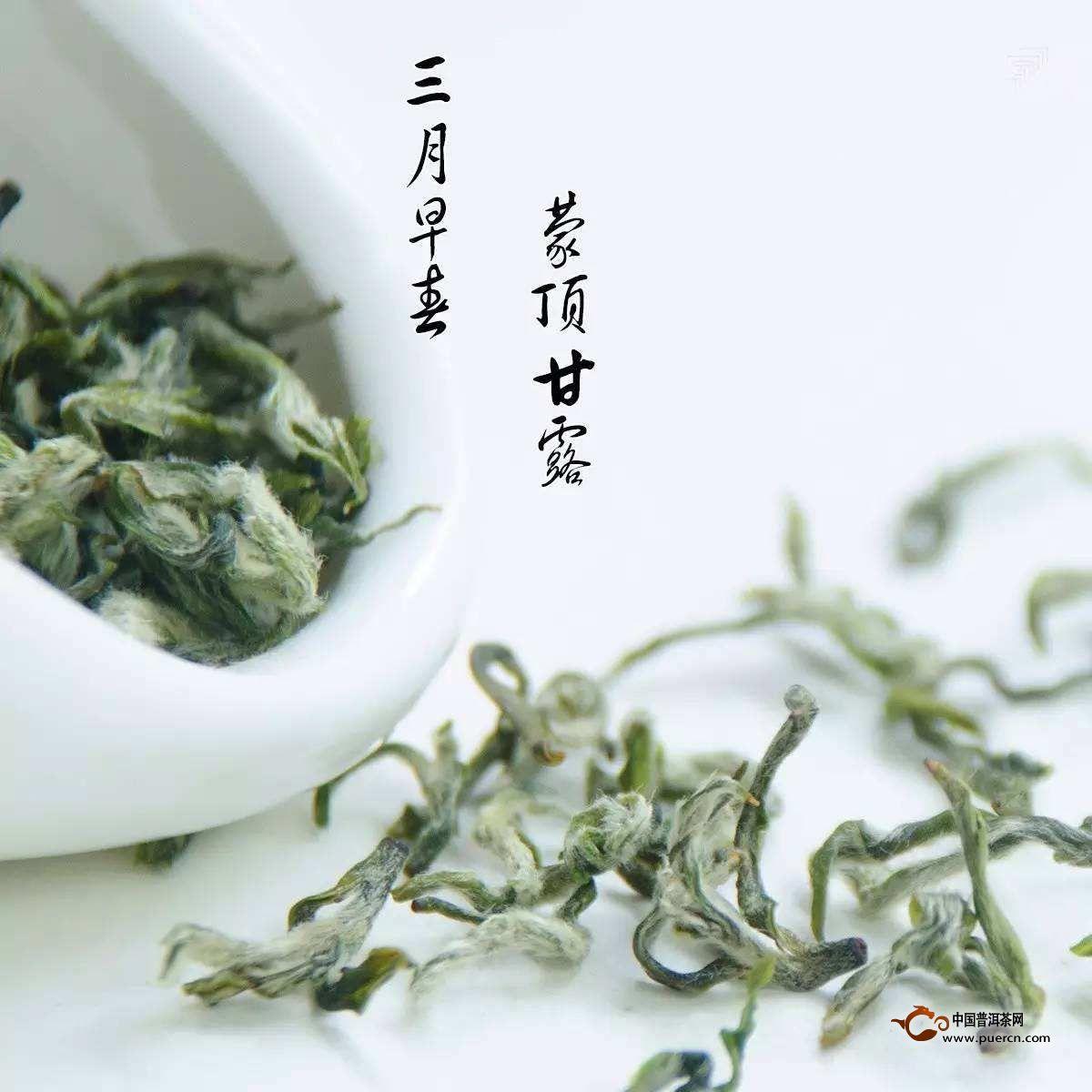 蒙顶茶有哪些品种