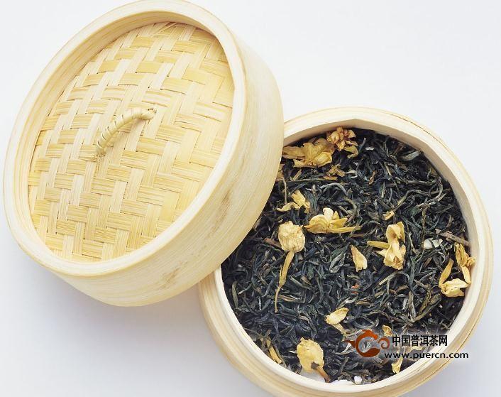 珠兰花茶的保健功效