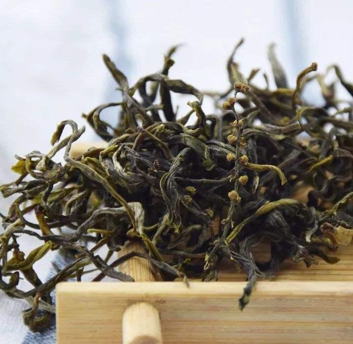 珠兰花茶主要品种