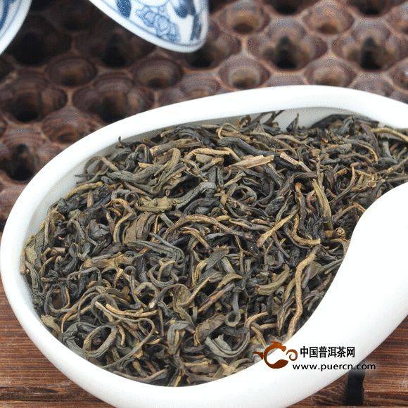 霍山黄大茶品质特点介绍