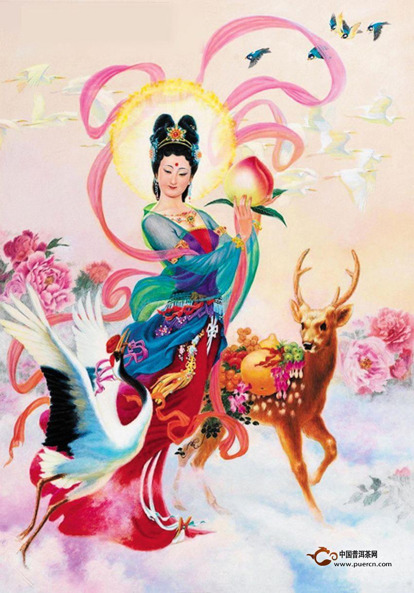 麻姑茶鲜香异常为什么又叫仙茶呢?