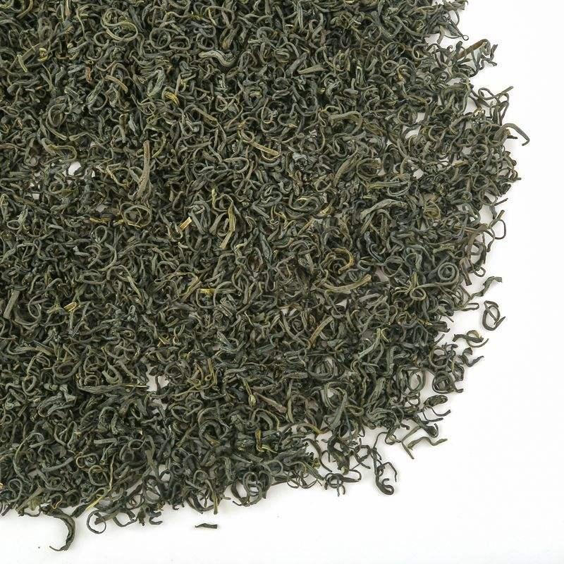 炒青绿茶制作工艺