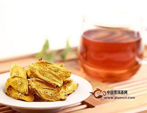 牛蒡茶怎么喝?牛蒡茶的功效与作用