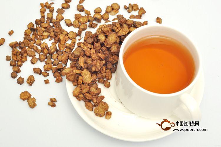哪些人不适宜喝牛蒡茶,喝牛蒡茶的注意事项