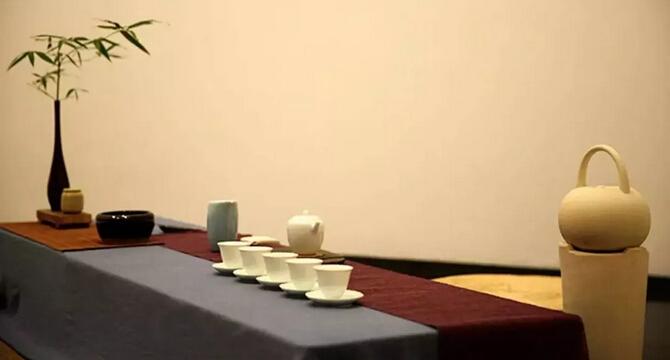 """茶席,是用心的""""布"""",而不是刻意的""""摆"""""""