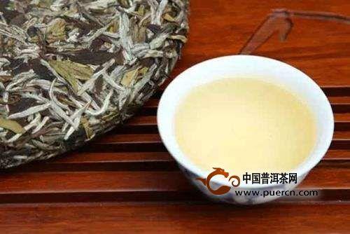 白茶的泡法解析